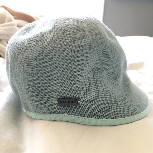Kangol Accessories - Kangol baby blue hat ed633297bad